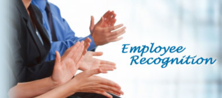 Employee recognition image