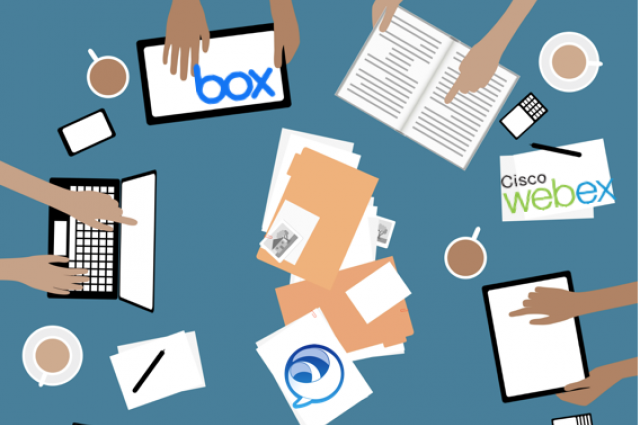 Improved Collaboration with New Features for WebEx, Jabber, and Box